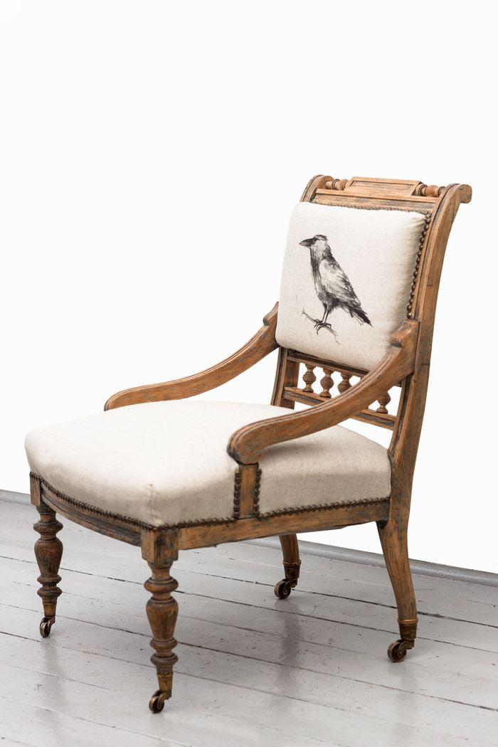 fotel kruk