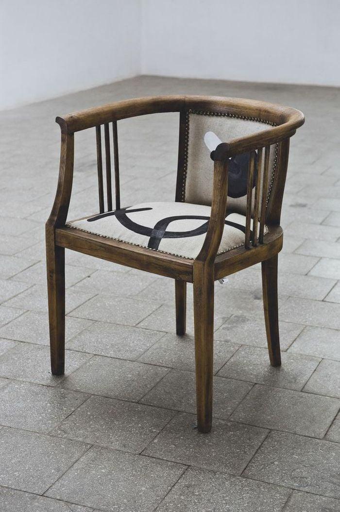 krzesło gabinetowe Ę