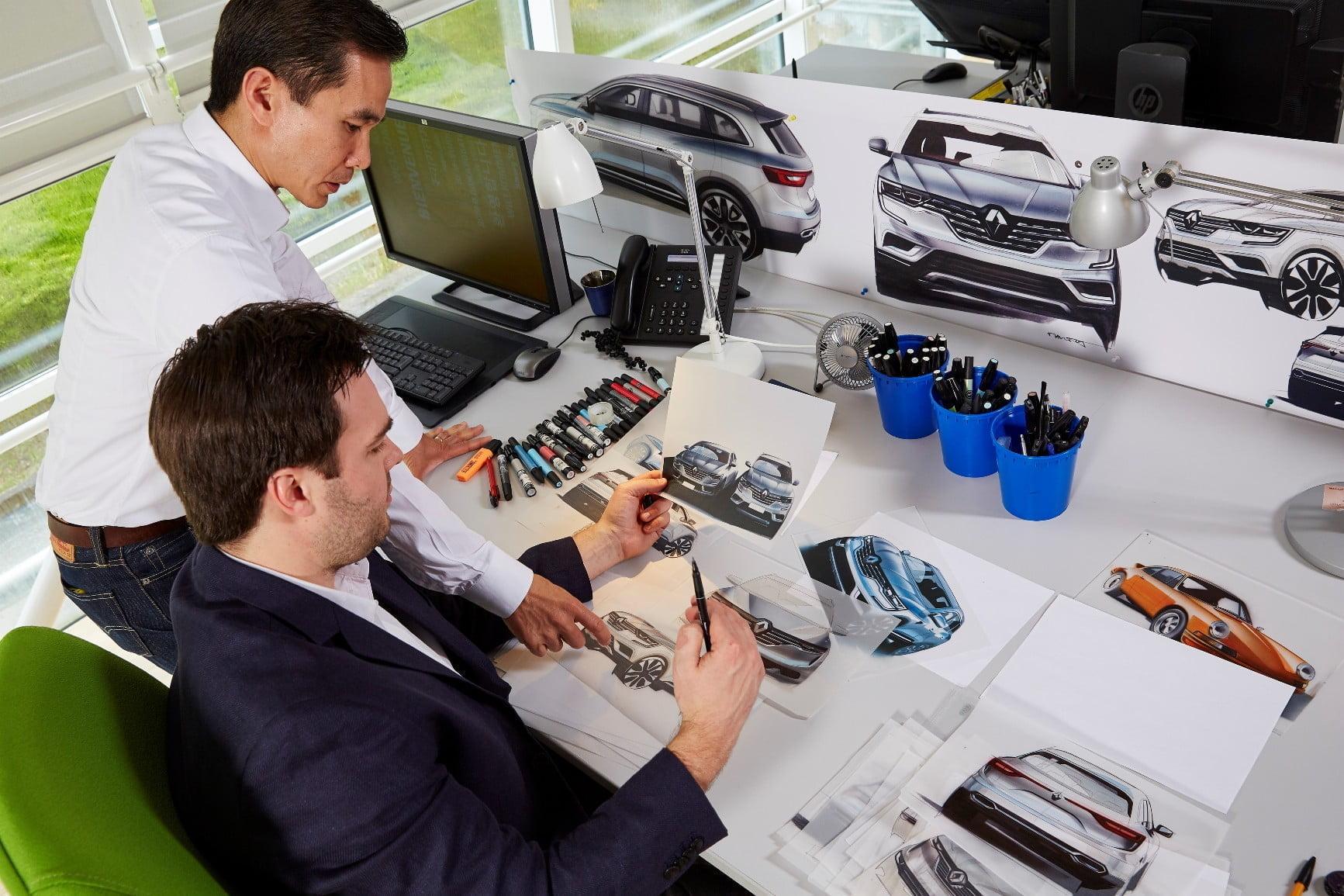 Anthony Lo, Dyrektor Designu Zewnętrznego Renault_