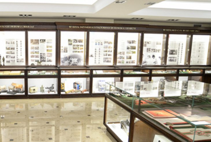 muzeum uniwersytetu przyrodniczego