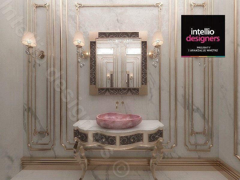 Fot. 4. Sztukateria wraz z umiejętnie dobranymi dodatkami doskonale buduje luksusowy charakter wnętrza.