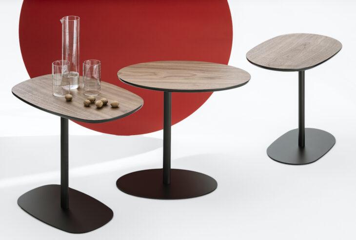 Stolik kawowy kolekcja projektu Tomka Rygalika